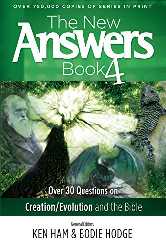9780890517888: The New Answers, Book 4 (New Answers (Master Books))