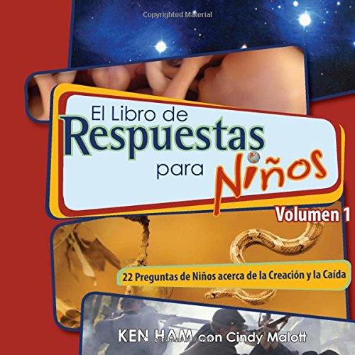 9780890518403: El Libro de Respuestas Para Ninos Volumen 1