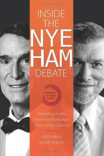 9780890518571: Inside the Nye Ham Debate