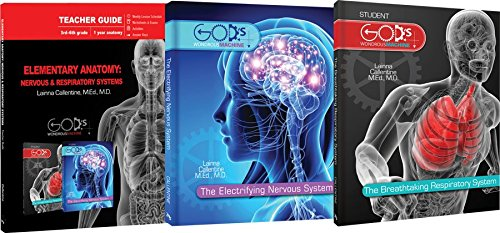 9780890518847: Elementary Anatomy: Nervous & Respiratory Systems Package