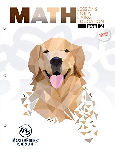 9780890519240: Math Lessons for a Living Education Level 2 (Math Lessons for a Living Education) (Math Lessons for a Living Eduction)