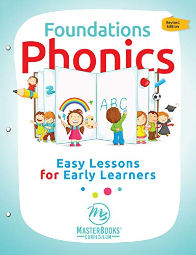 9780890519431: Foundations Phonics: Easy Lessons for Early Learners