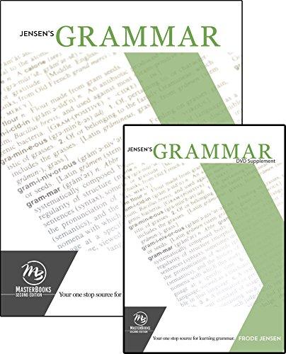 9780890519493: Jensen's Grammar Set