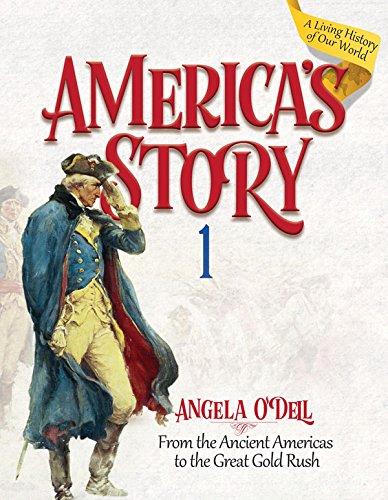 9780890519790: America's Story Vol. 1