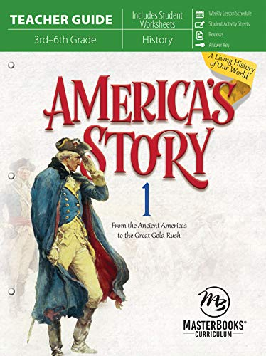 9780890519806: America's Story 1 (Teacher Guide)