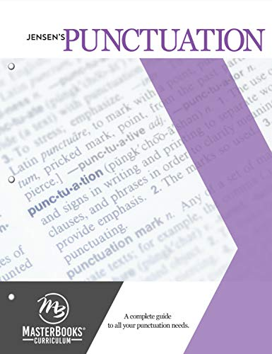 Jensen's Punctuation: A Complete Guide to All: Jensen, Frode