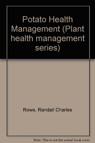 9780890541449: Potato Health Management (Plant Health Management)