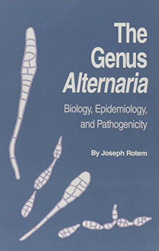 9780890541524: The Genus Alternaria: Biology, Epidemiology, and Pathogenicity