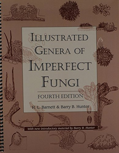 9780890541920: Illustrated Genera of Imperfect Fungi