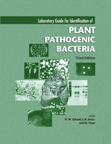 9780890542637: Laboratory Guide for Identification of Plant Pathogenic Bacteria