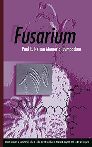 9780890542682: Fusarium: Paul E. Nelson Symposium