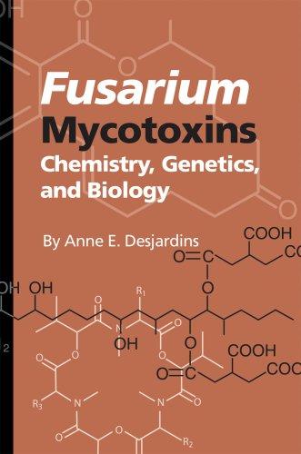 9780890543351: Fusarium Mycotoxins: Chemistry, Genetics, And Biology