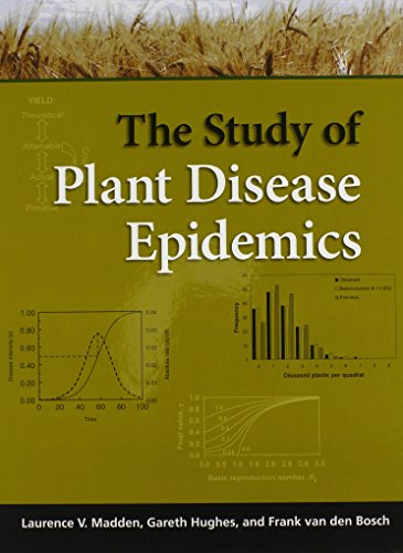 9780890543542: Study of Plant Disease Epidemics