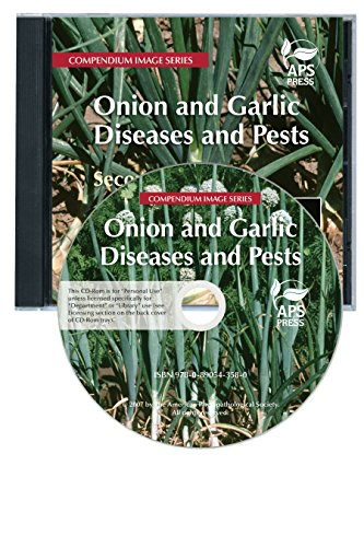 9780890543580: Compendium of Onion and Garlic Diseases and Pests Image CD