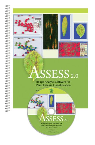 9780890543696: ASSESS 2.0: Image Analysis Software for Plant Disease Quantification