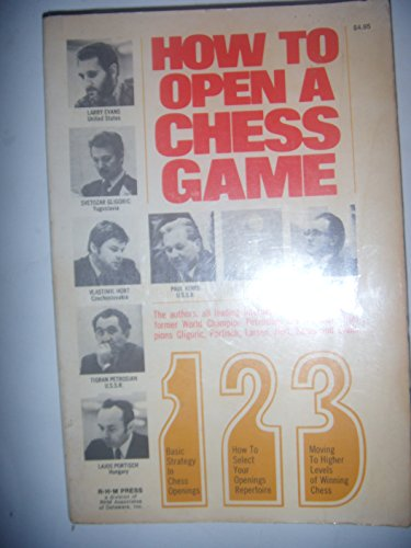 9780890580035: How to Open a Chess Game