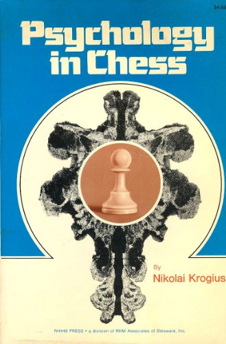 9780890580233: Psychology in Chess