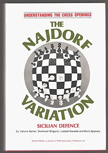 Najdorf Variation Sicilian Defence: Gligoric