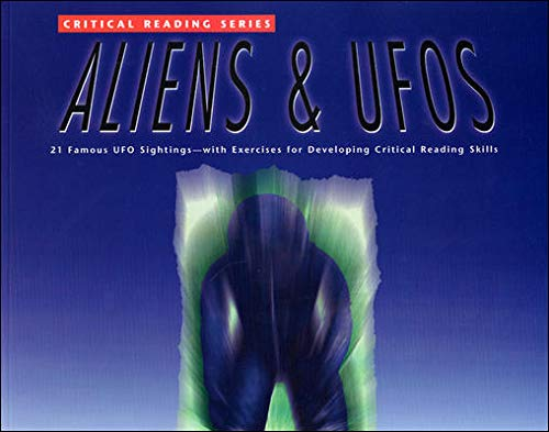 9780890611043: Critical Reading Series: Aliens and UFOs