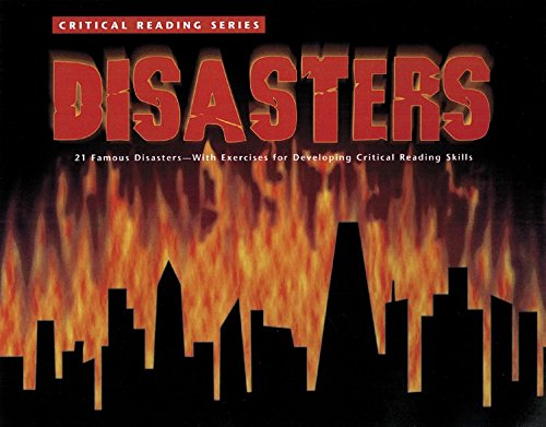 9780890611128: Critical Reading Series: Disasters!