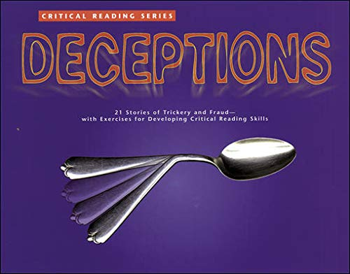 9780890611135: Critical Reading Series: Deceptions