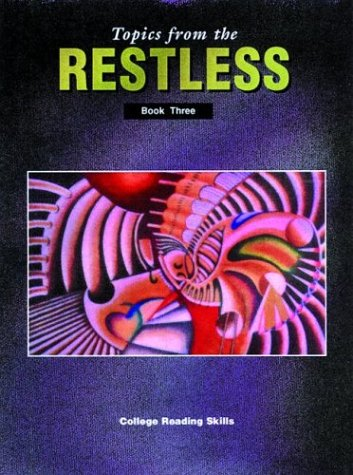 9780890611180: Topics from the Restless, Book 3