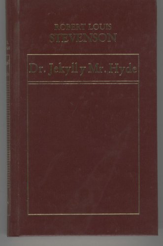 The Strange Case of Dr. Jekyll and Mr. Hyde, Student Booklet, No. 451: Stevenson, Robert Louis