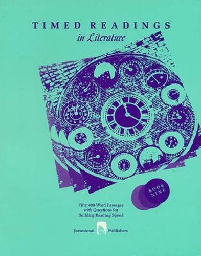 9780890615171: Timed Readings in Literature: Book 4