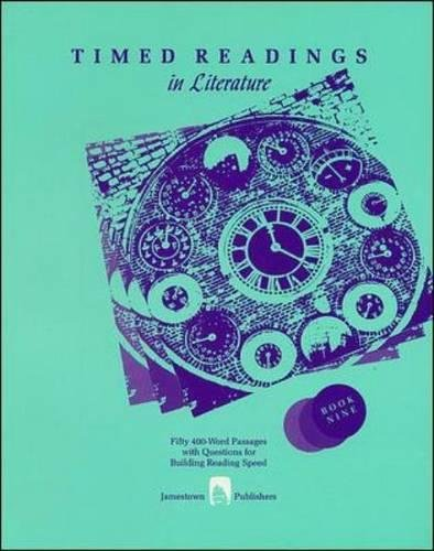 9780890615188: Timed Readings in Literature: Book 5