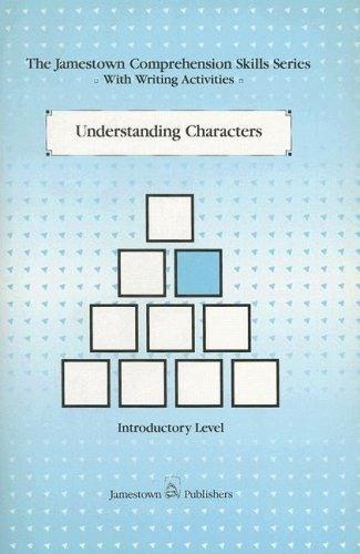 9780890616550: Understanding Characters: Introductory Level (Comprehension Skills Series)