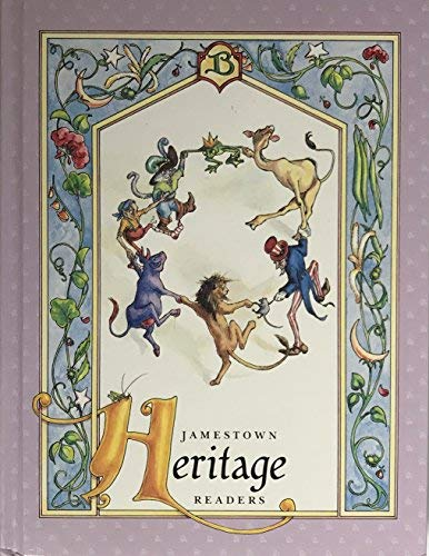 9780890617113: Jamestown Heritage Reader: Book B