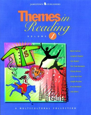 9780890618110: Themes in Reading: Volume 1