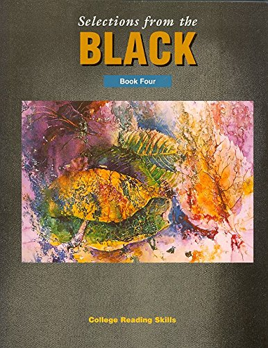 9780890618424: Selections from the Black: Book 4