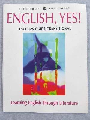9780890619223: English Yes: Transitional Level