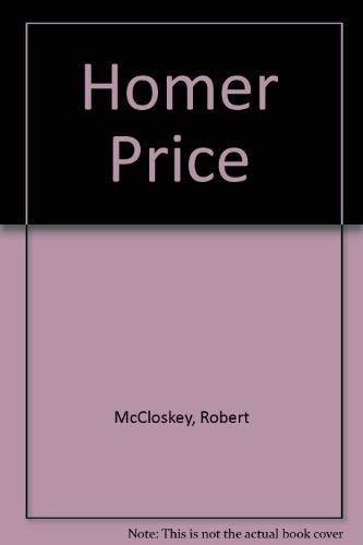 9780890640722: Homer Price