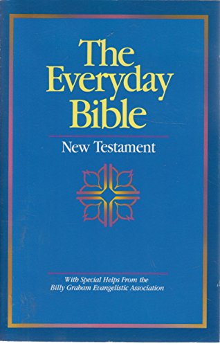 9780890661109: The Everyday Bible: New Testament