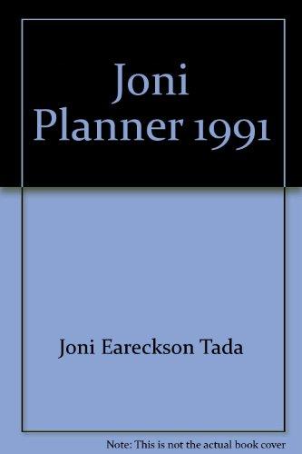 Joni Planner, 1991: Joni Eareckson Tada