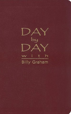 9780890662205: Day by Day with Billy Graham