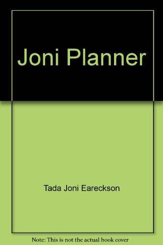 Joni Planner: Tada, Joni Eareckson