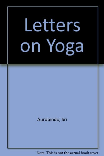 9780890712382: Letters on Yoga