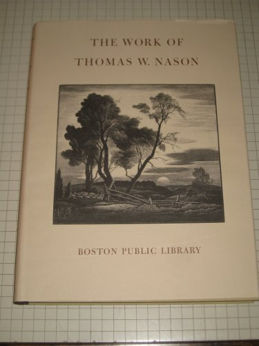The Work of Thomas W. Nason, N.A.: Comstock, Francis