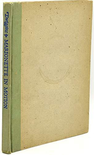 9780890730416: Marionette in motion: The Puterschein system diagrammed, described Handbook XII