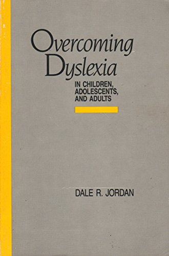 9780890792049: Overcoming Dyslexia: In Children, Adolescents, and Adults