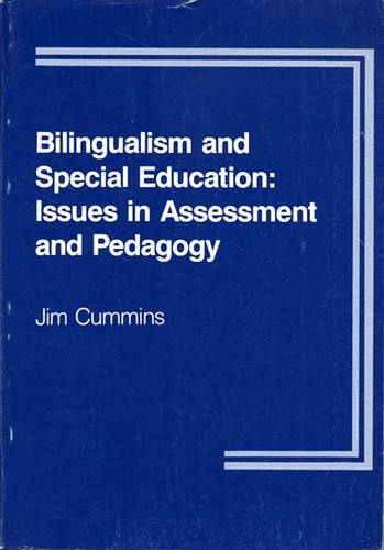 9780890793633: Bilingualism and Special Education: Issues in Assessment and Pedagogy