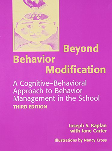 carter s behavioral approach Since the publication of the first edition of human behavior in the social environment which takes a social systems approach to human behavior irl carter is.
