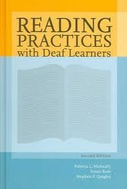 9780890798133: Reading Practices with Deaf Learners