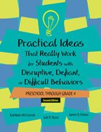 9780890798935: Practical Ideas That Really Work For Students With Disruptive, Defiant, Or Difficult Behaviors: Preschool Through Grade 4
