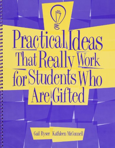 9780890799581: Practical Ideas That Really Work for Students Who Are Gifted (Book Only)