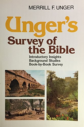 9780890812983: Ungers Survey of the Bible