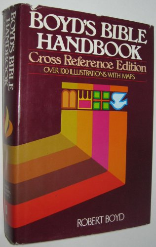 9780890813522: Boyd's Bible Handbook: Cross Reference Edition
